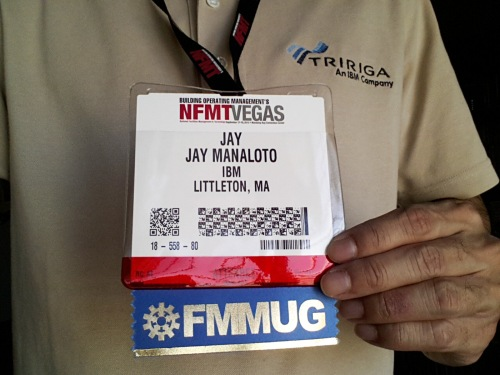 Jay's NFMT-FMMUG badge