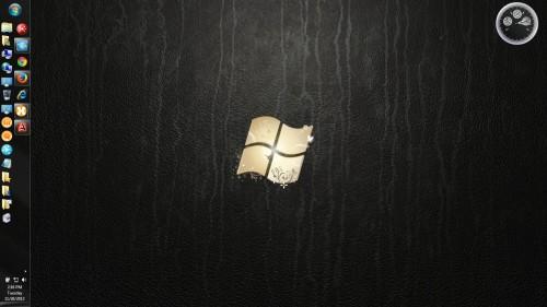 Windows 7: Jay's new work desktop (2013)