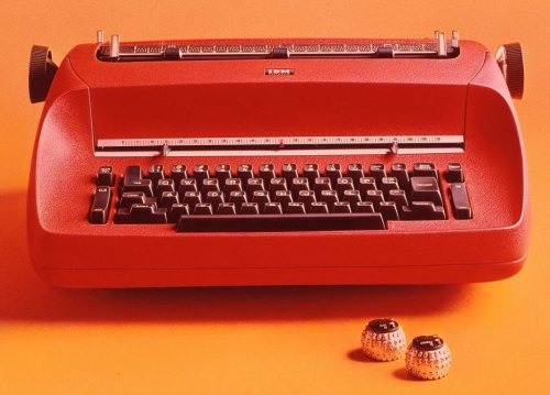 IBM Selectric Typewriter (1961)