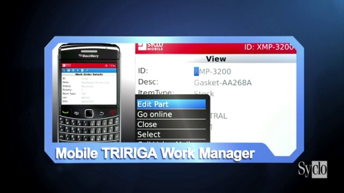 Syclo-TRIRIGA mobile offering