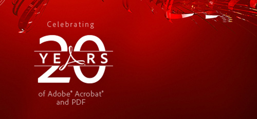 Celebrating 20 years of PDF