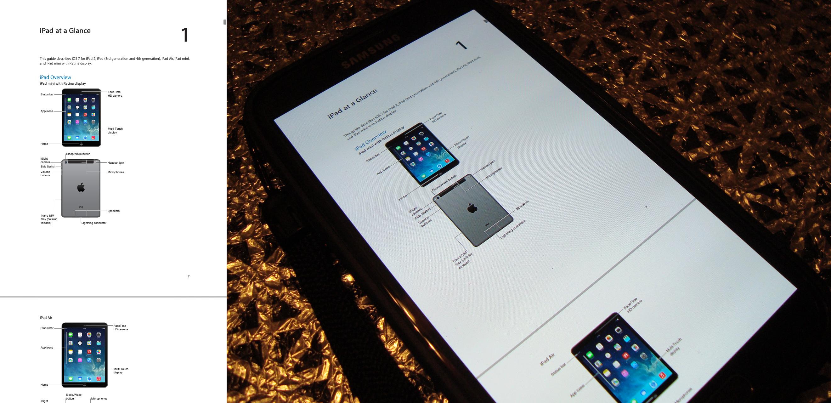 Apple iPad Air Reviews, Specs Price Compare