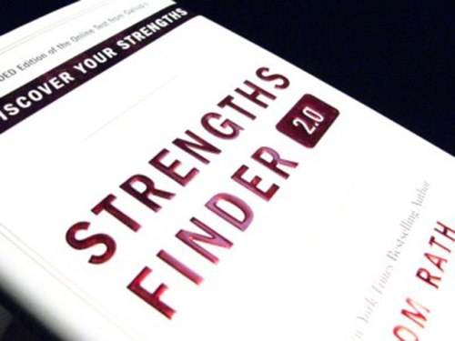 Sharing my StrengthsFinder strengths