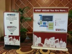 FMMUG sign and NFMT Vegas map