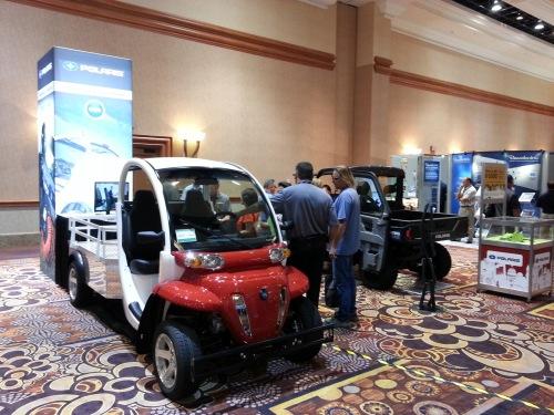 Polaris utility vehicle 2