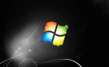"Windows 7: Edited ""Ultimate"" wallpaper (2009)"