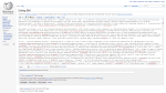Wikipedia: Editing mode