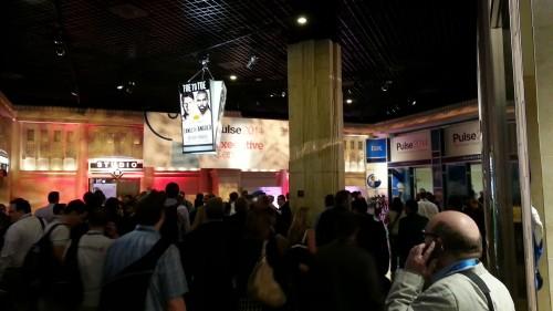 MGM Grand Garden Arena entrance