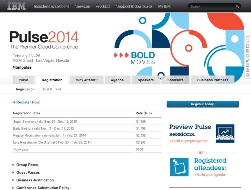 IBM Pulse 2014: The Premier Cloud Conference