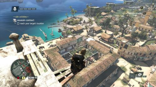 Assassin's Creed IV: Black Flag (on 2014 Windows 8.1 CyberPowerPC Gigabyte X79)