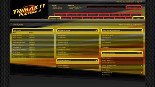 IBM TRIMAX Version 11 (2011)