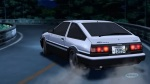 "Initial D: Toyota AE86 or ""Eight-Six"""