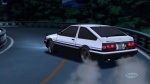 """Initial D: Toyota AE86 or """"Eight-Six"""""""