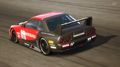 Gran Turismo 5: Nissan Skyline GT-R R32 (by Vertualissimo)