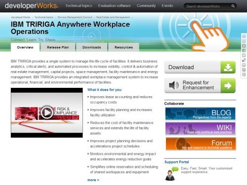 IBM TRIRIGA Anywhere Workplace Operations
