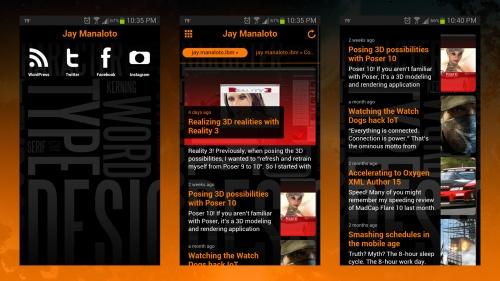 Jay Manaloto mobile app