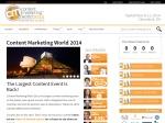 Content Marketing World 2014