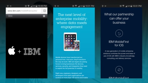 IBM MobileFirst (mobile)