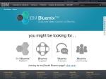 IBM Bluemix (desktop)