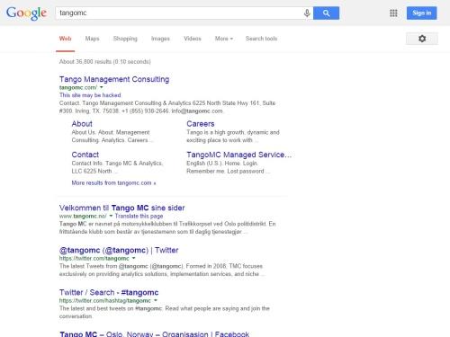 Tango (desktop)
