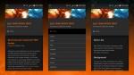 Visual theme (mobile)