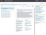IBM Knowledge Center (desktop)