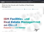 "IBM TRIRIGA ""On Cloud"" (SaaS)"