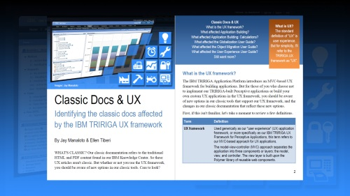 TRIRIGA UX Article 5