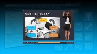 TRIRIGA UX Lesson 1