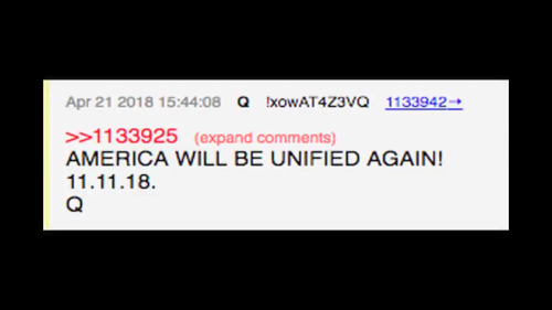 Q: You Can't Imagine The Size of This (23 Apr 2018)